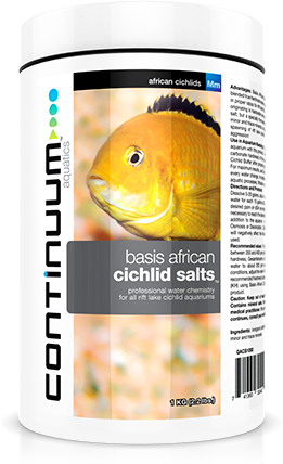 Basis African Cichlid Salts