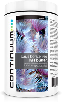 Borate Free KH Buffer
