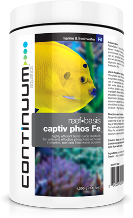 Reef•Basis Captiv Phos Fe