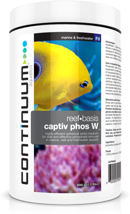 Reef•Basis Captiv Phos W