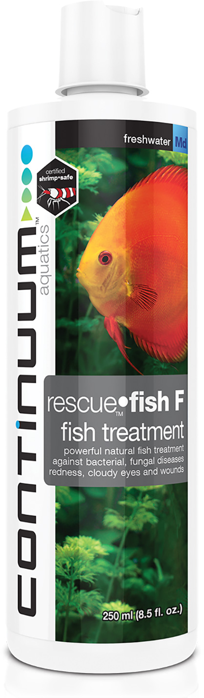 Rescue•Fish F Fish Treatment